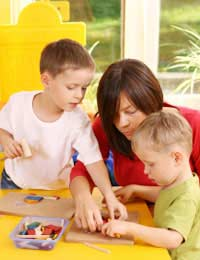 Choosing an Education for Under 5s