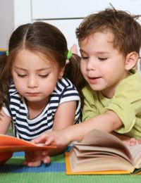 Getting Children Used to Nursery