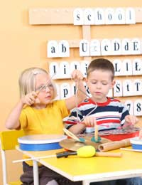 What Will Happen at Pre-school?
