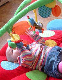 Baby and Toddler Play Ideas for Parents