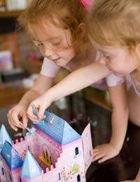 Encouraging Siblings to Play Together