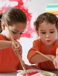 How Pre-schools Help Children Learn
