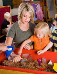 How Playschools and Nurseries Help Learning
