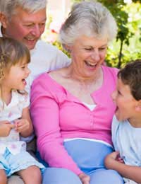 Learning With Grandparents