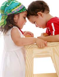 How Babies and Toddlers Learn Through Interaction
