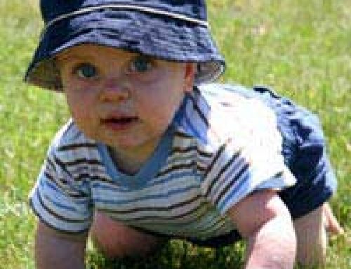 How Babies Learn Through Crawling