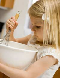 How Pre-Schoolers Learn by Helping at Home
